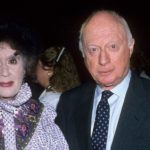 Norman Lloyd with Peggy Lloyd